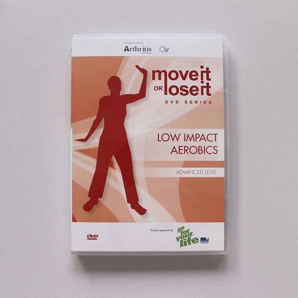 Move It or Lose It #5 Low Impact Aerobics