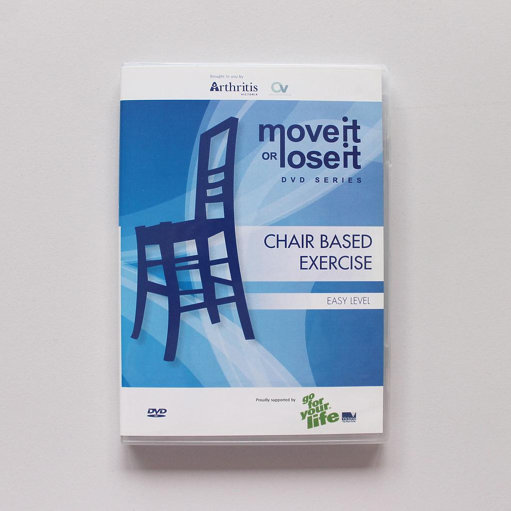 Move It or Lose It #2 Chair Based Exercise