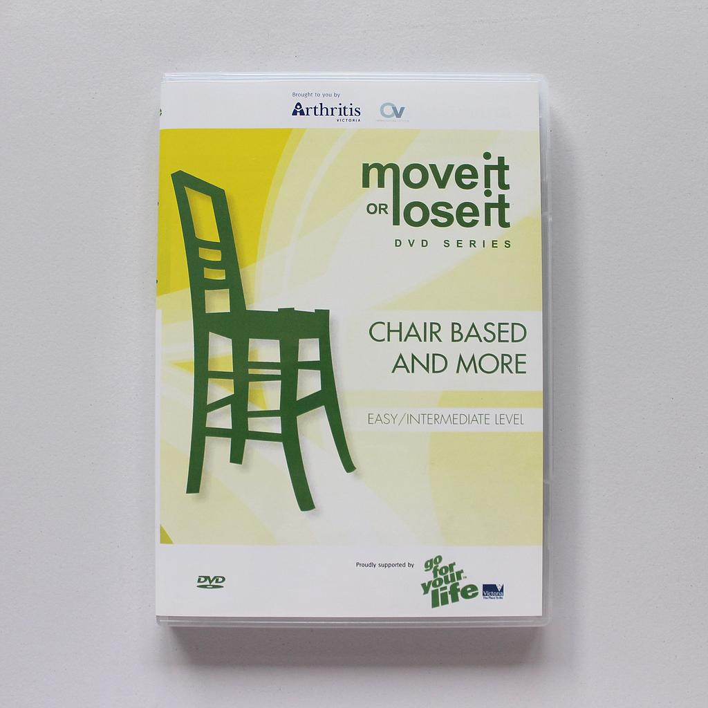 Move It or Lose It #3 Chair Based and More
